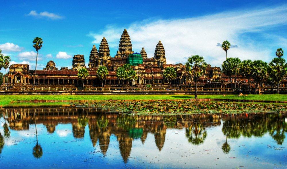 Angkor Wat Cambodia – honeymoon destination