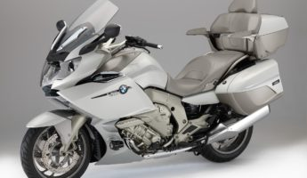 BMW K 1600 GTL touring motorcycle 345x200 Open Road: 16 Terrific Touring Motorcycles for Long Rides