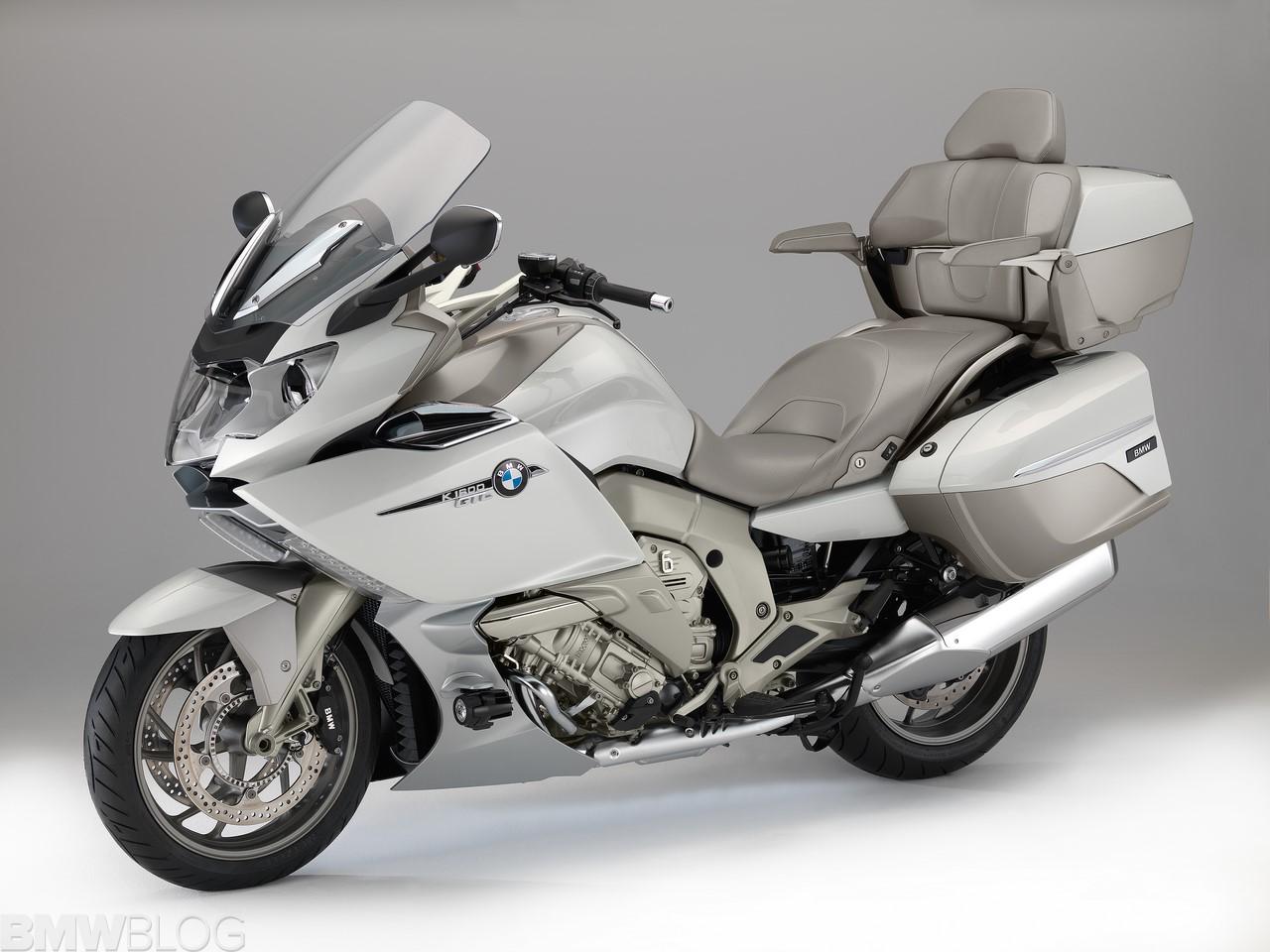 BMW K 1600 GTL – touring motorcycle