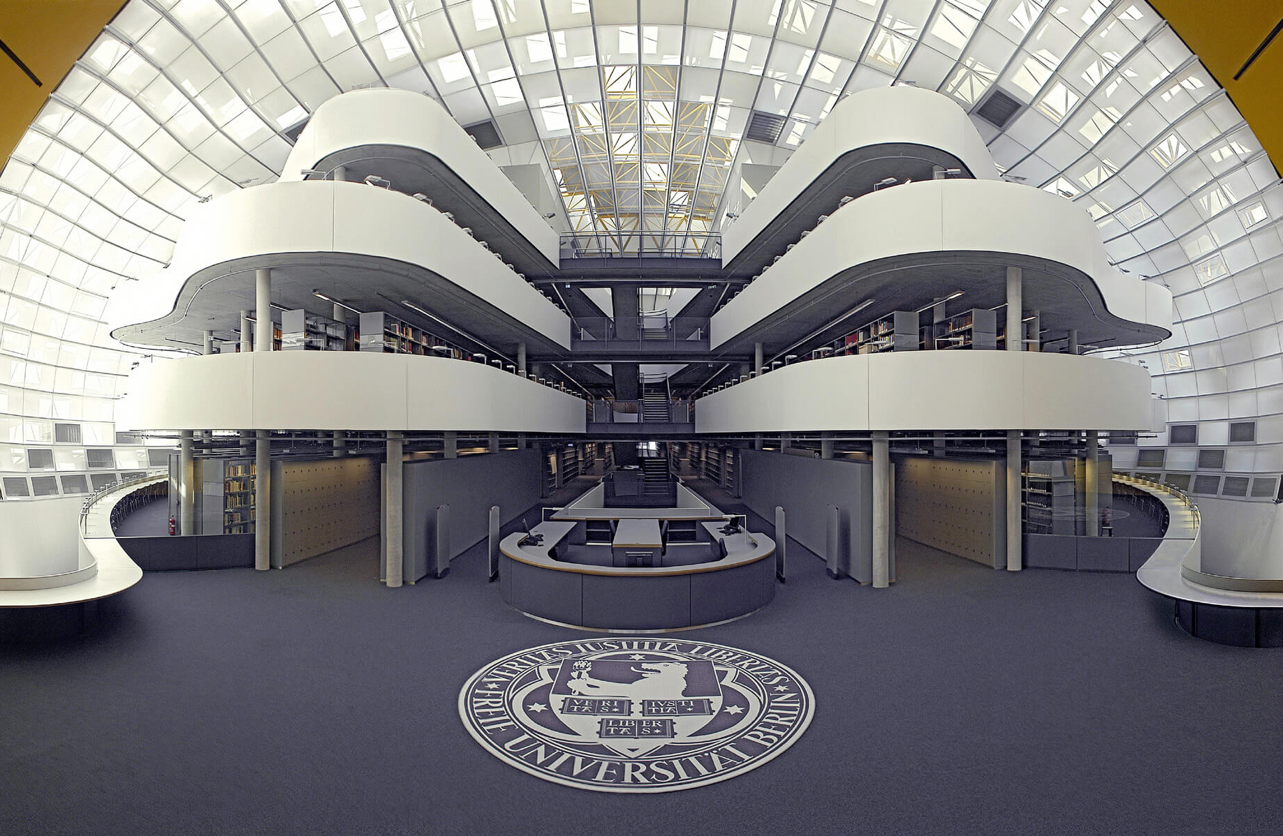 Beautiful Philological Library