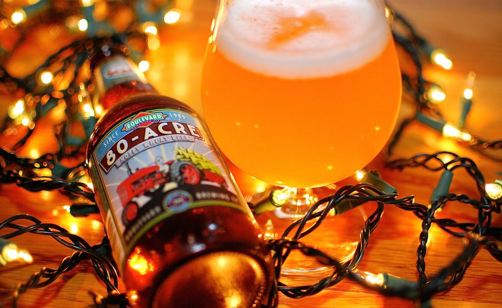 Boulevard 80 Acre Hoppy Wheat Beer