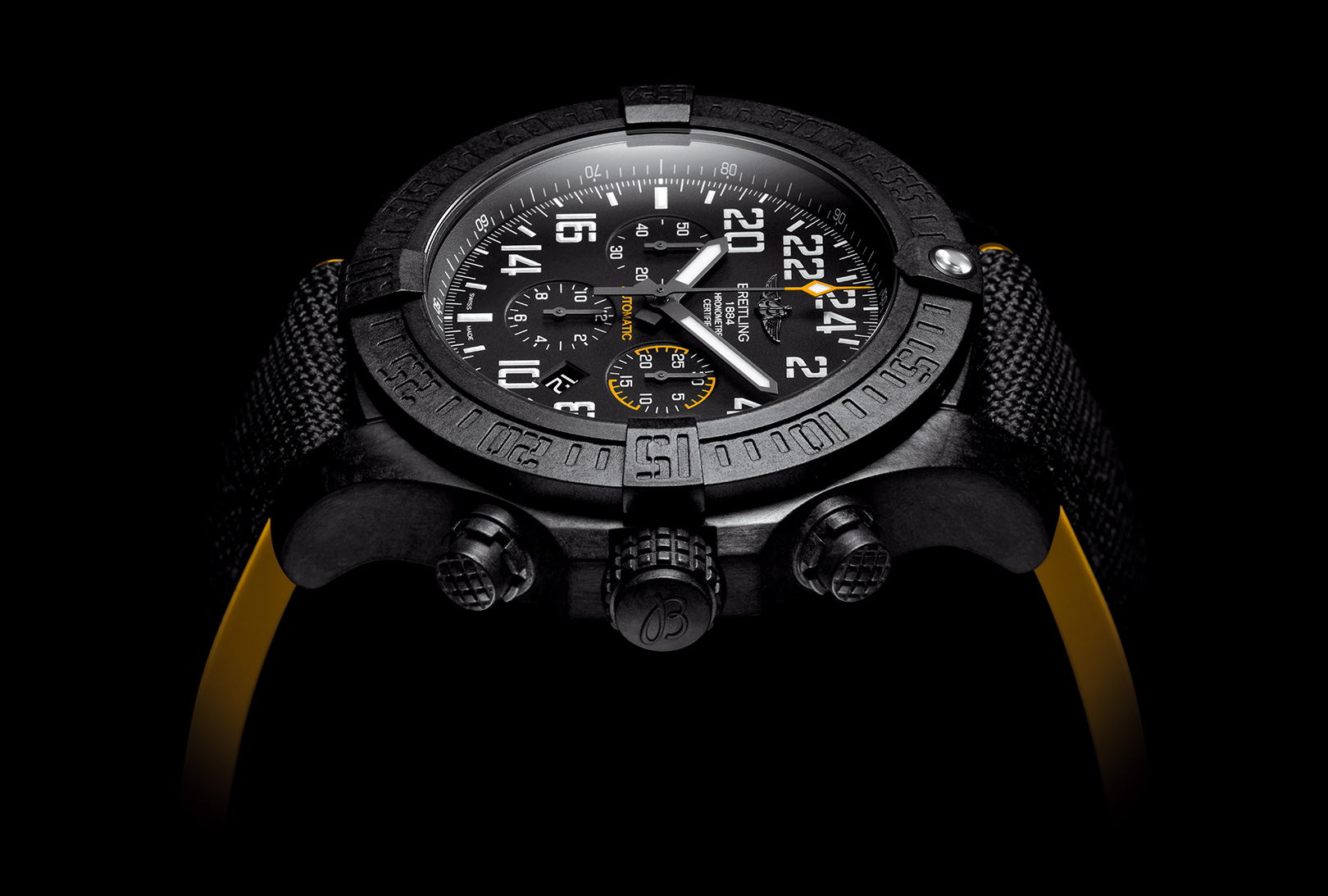 Breitling Super Avenger II Military – tactical watch