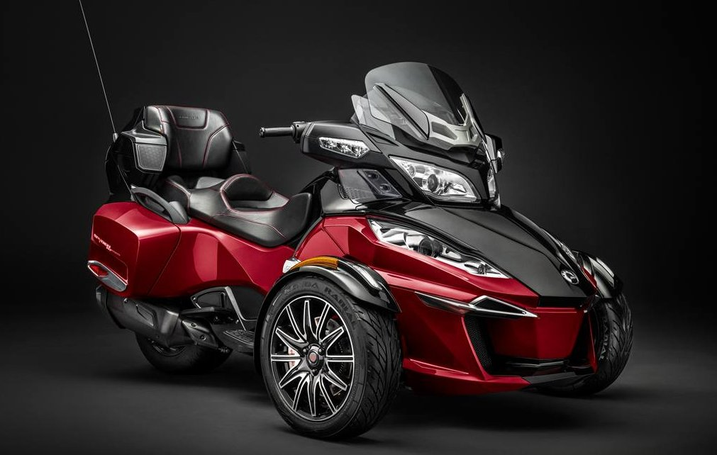 Can-Am Spyder RT-S Special Series – touring motorcycle