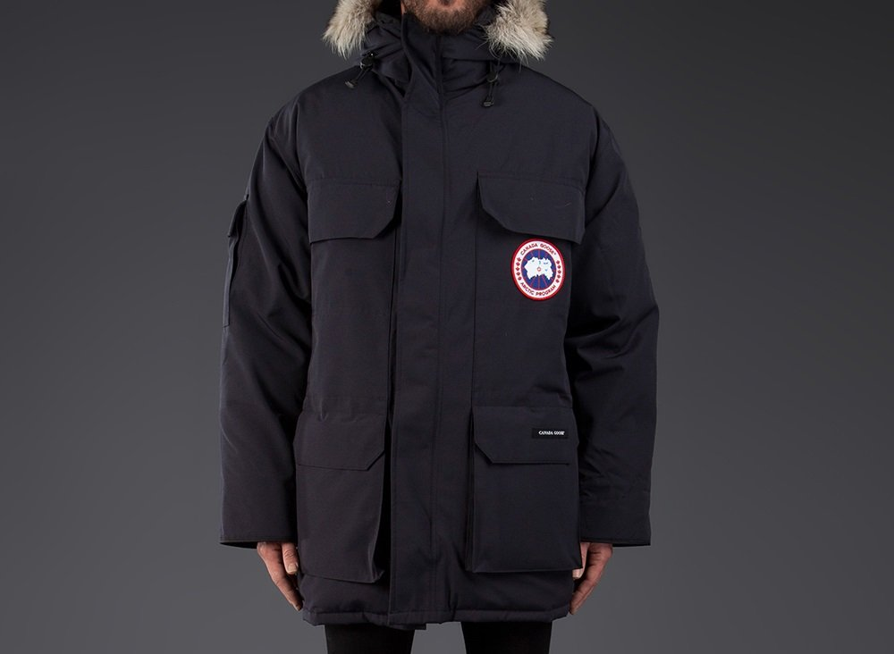 Canada Goose Expedition Parka – down jacket