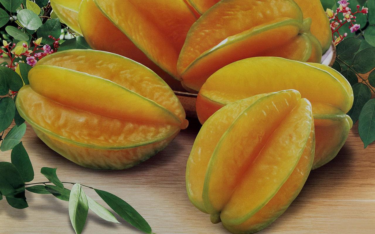 Carambola – asian fruit