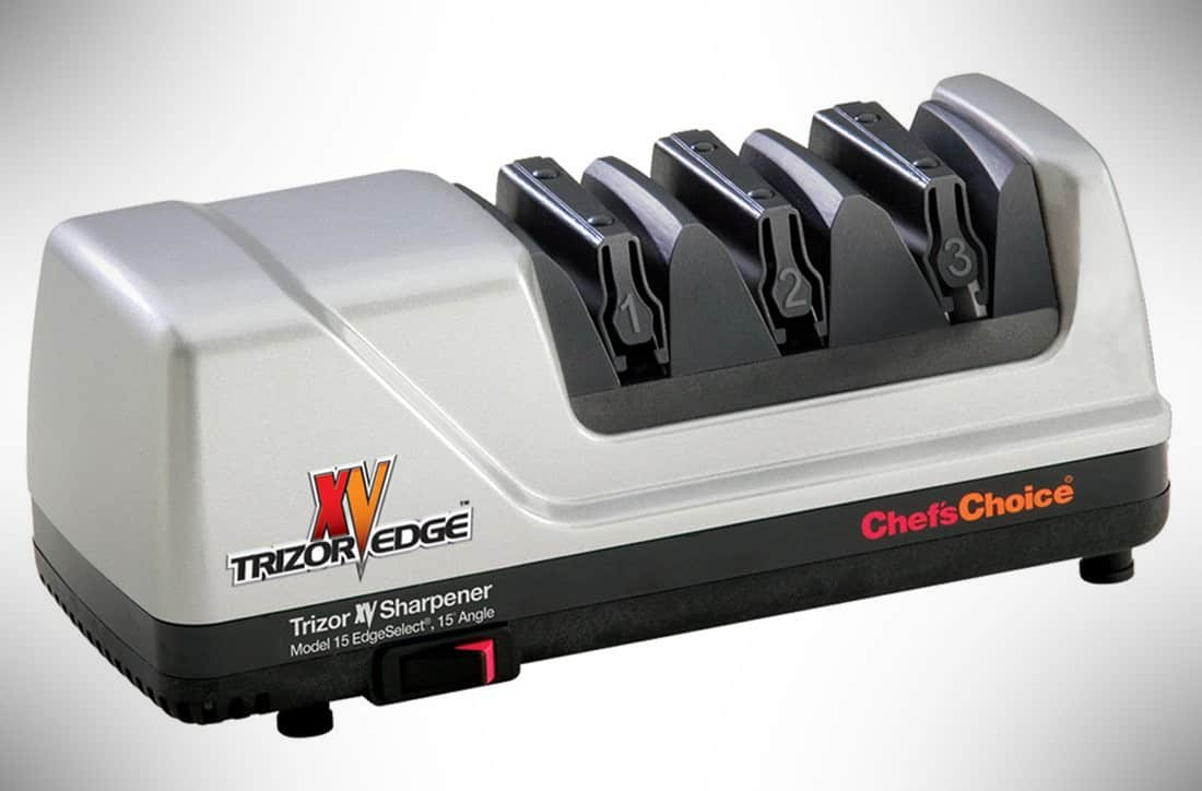 Chef's Choice 15 Trizor XV – knife sharpener