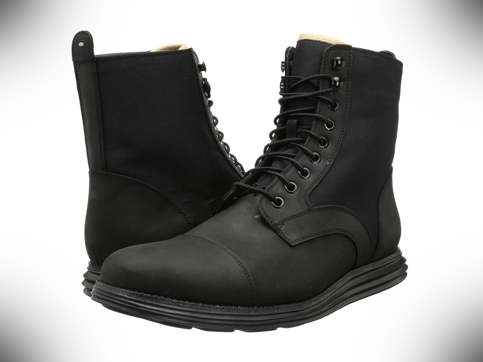 Cole Haan LunarGrand Lace Waterproof Boot for Men