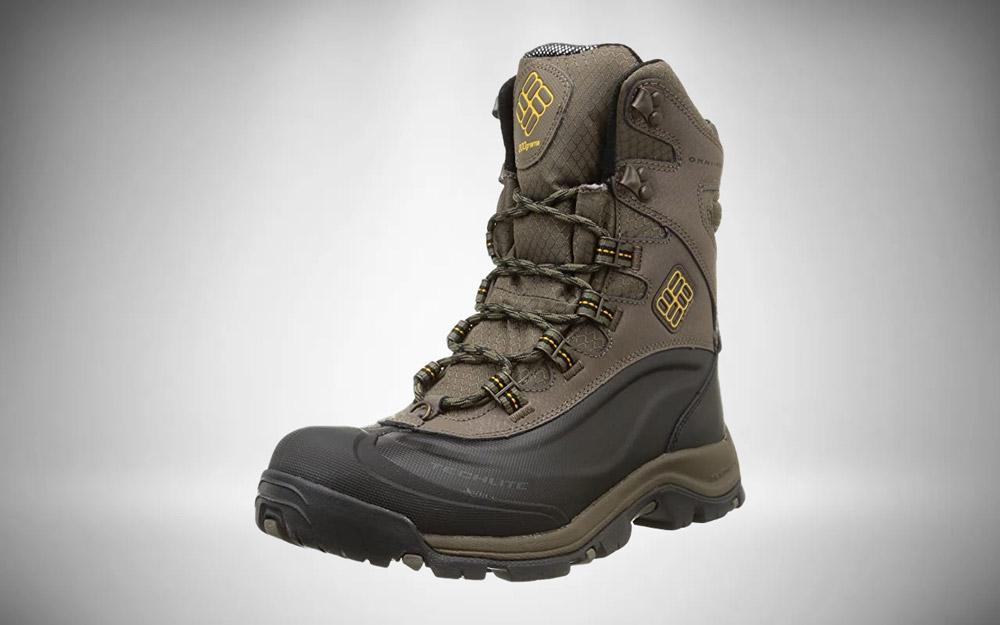 Columbia Bugaboot Plus III mens waterproof boots