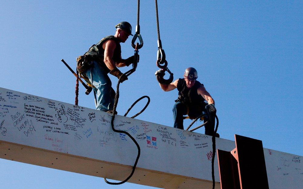 Construction Laborers – dangerous job