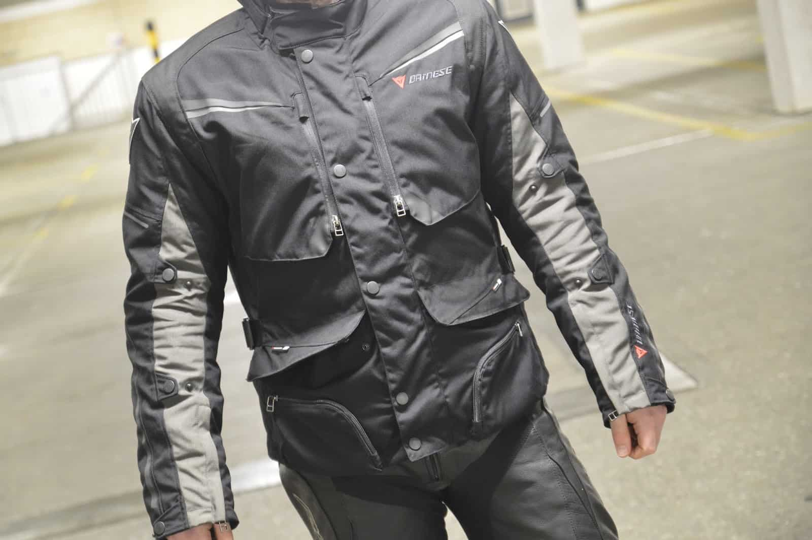 Dainese Sandstorm Gore-Tex Textile Motorcycle Jacket