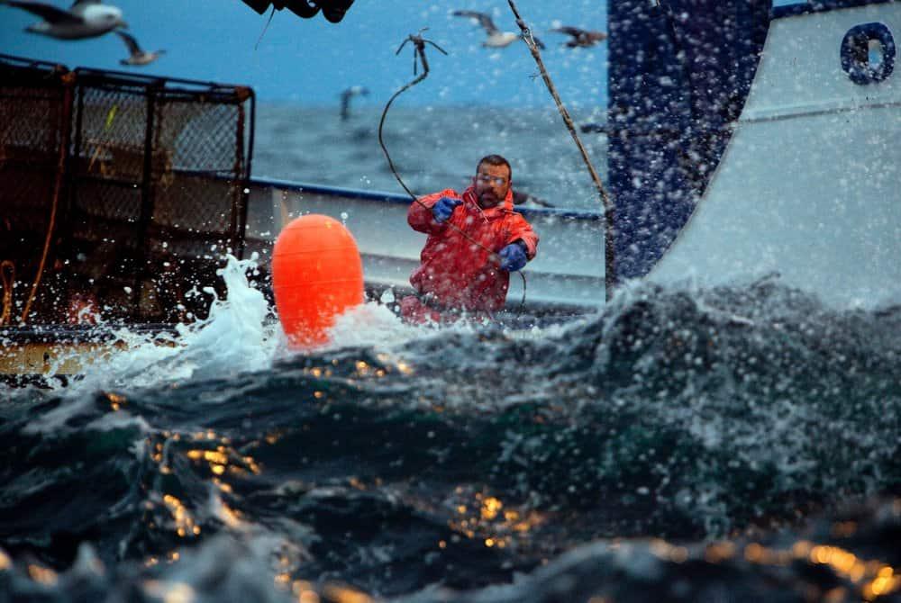 Deep Sea Fishers – dangerous job