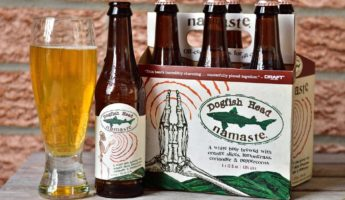 Dogfish Head Namaste wheat beer 345x200 18 Best Wheat Beers: All American Edition
