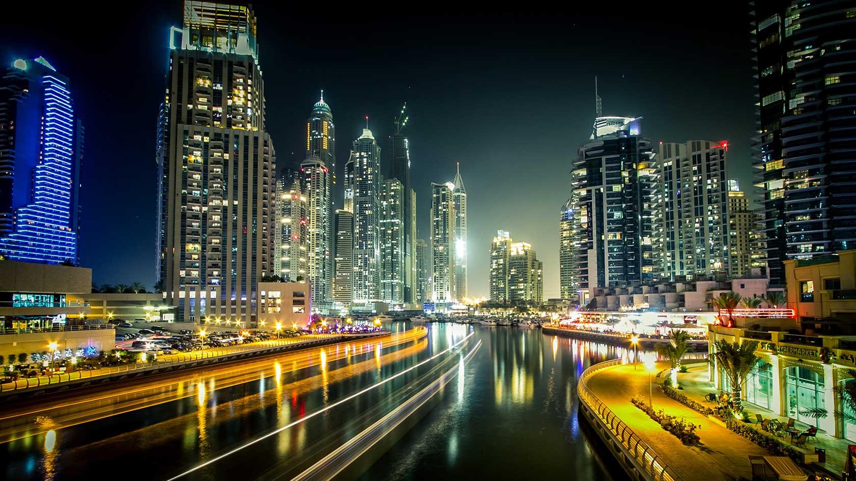 Dubai United Arab Emirates – honeymoon destination