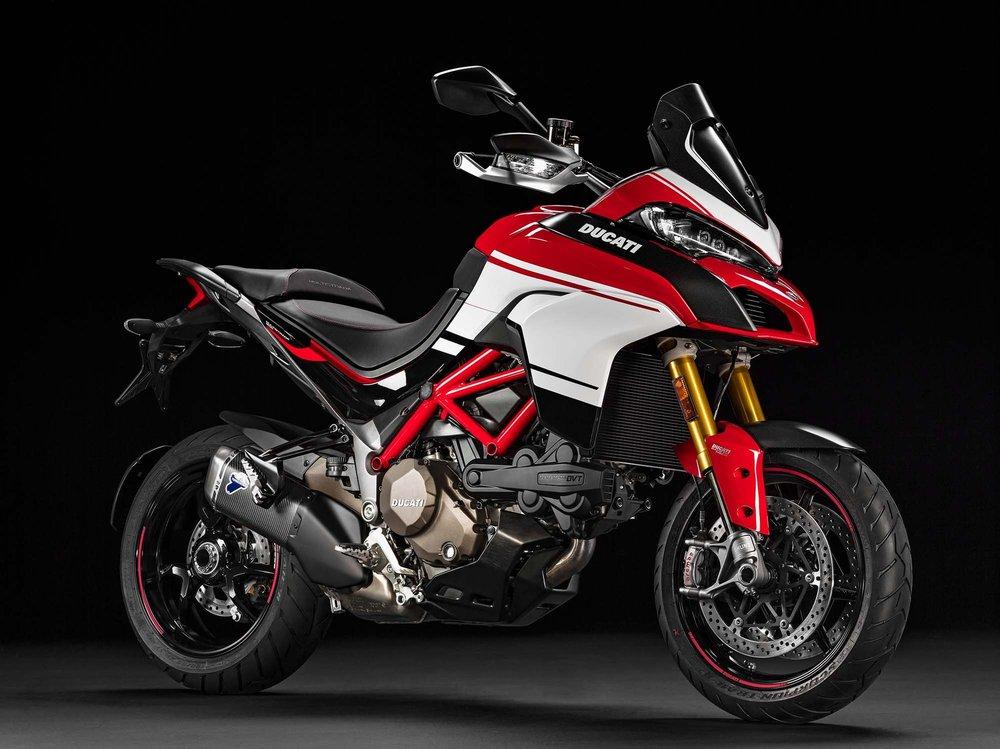 Ducati Multistrada – touring motorcycle