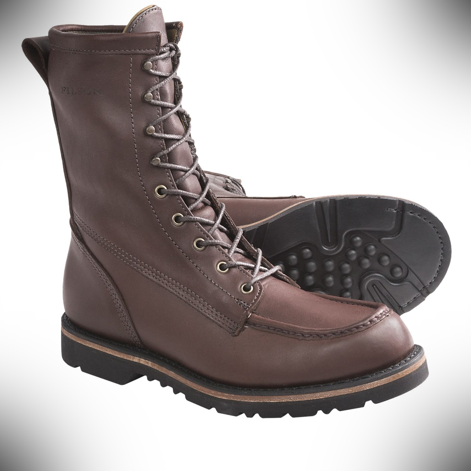 Filson Uplander – waterproof boots for men