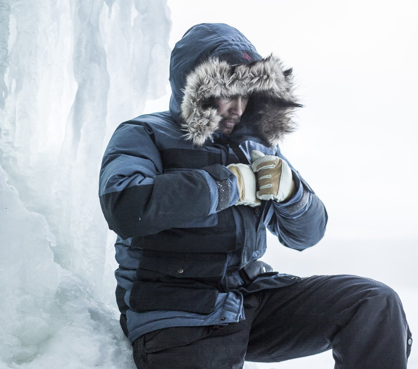 Fjallraven Arktis Parka – down jacket