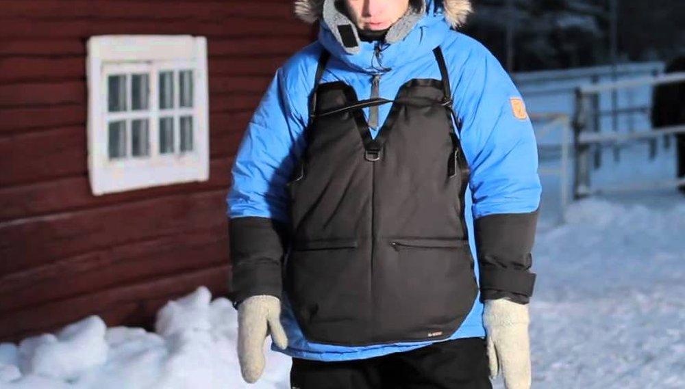 Fjallraven Polar Parka – down jacket