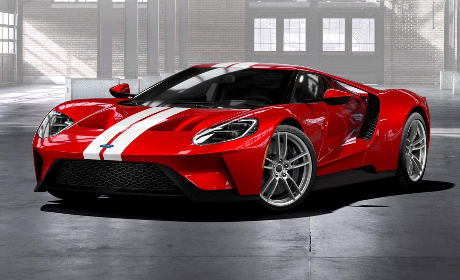 Ford GT – supercar