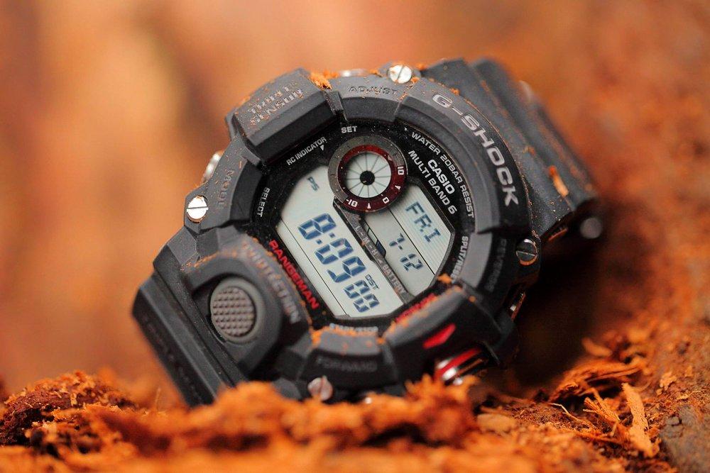 G-Shock Rangeman Series – tactical watch