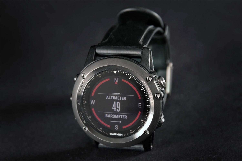 Garmin Fenix 3 HR – tactical watch