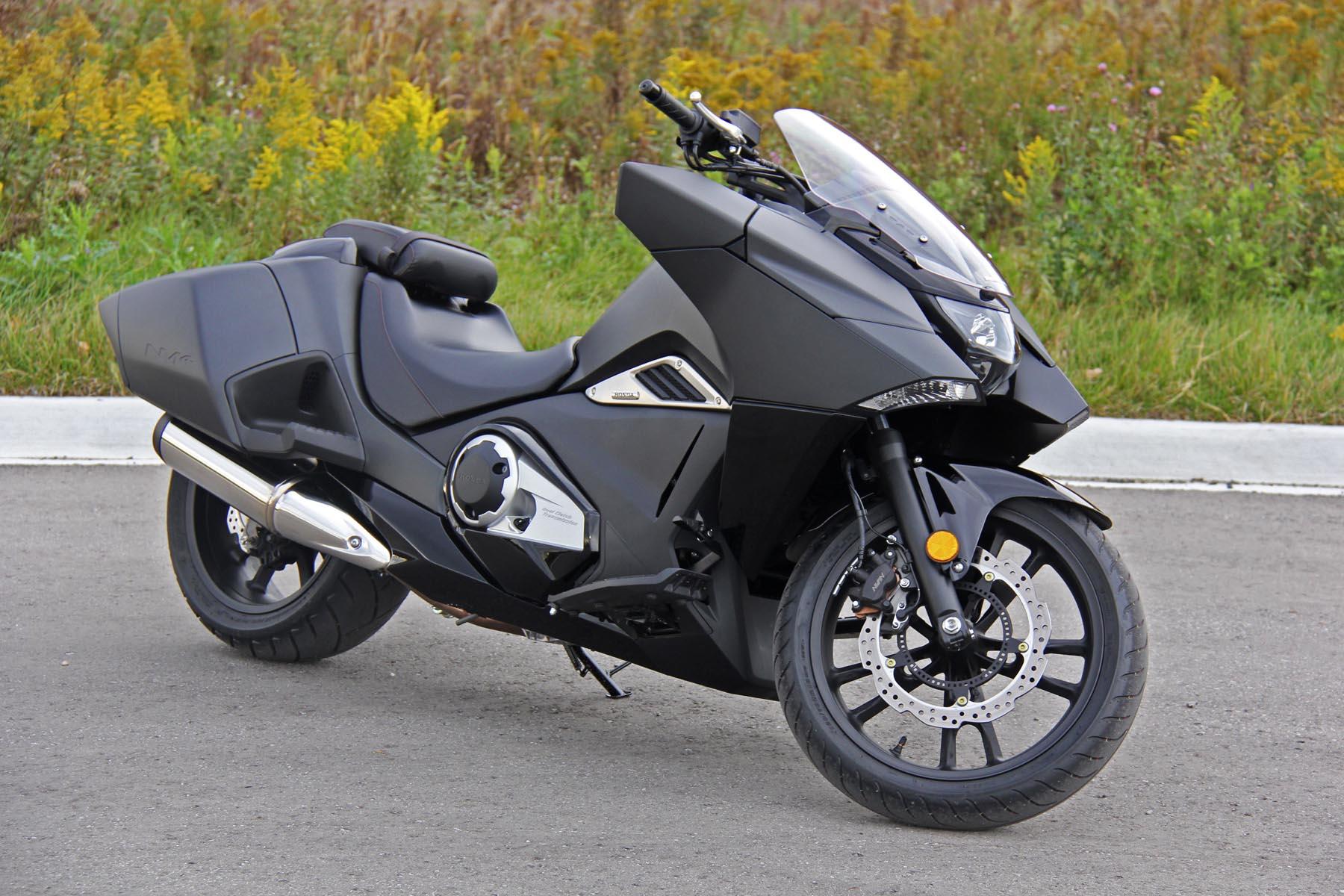 Honda NM4 – touring motorcycle
