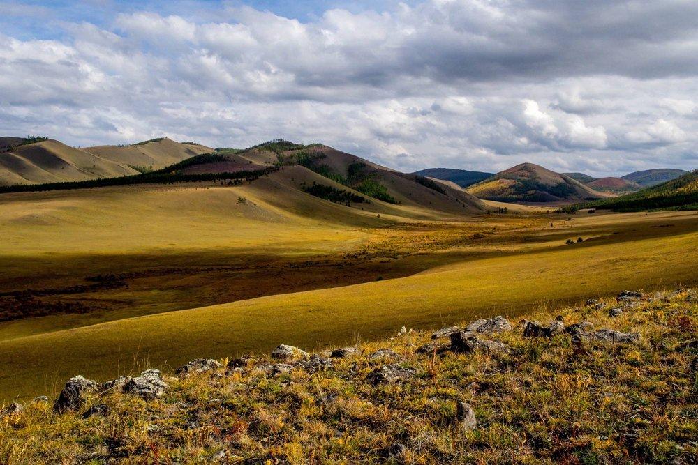 Khan Khentii Mongolia – honeymoon destination