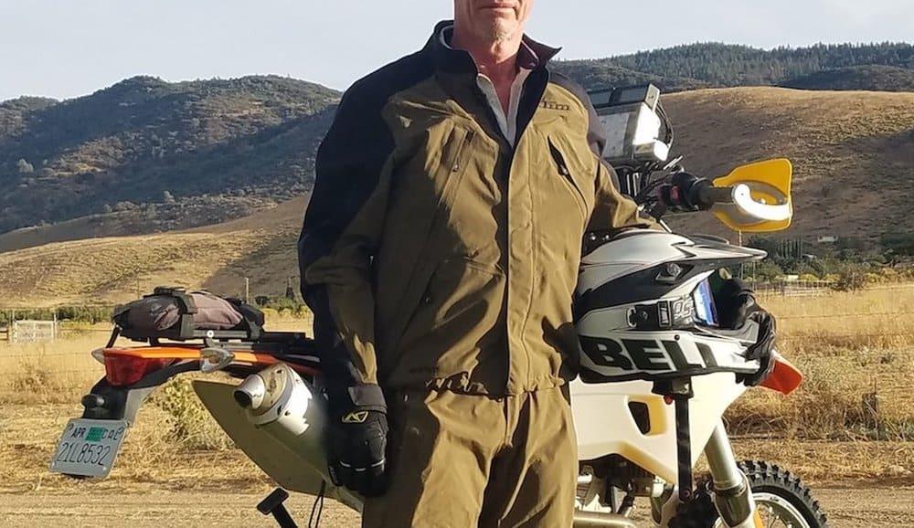 Klim Traverse Motorcycle Jacket