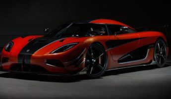 Koenigsegg One 1 supercar 345x200 13 Sleek, Slick, Smart, Sexy, Scary, and Screaming Supercars