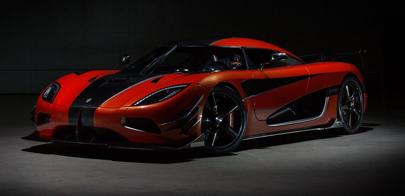 Koenigsegg One-1 – supercar