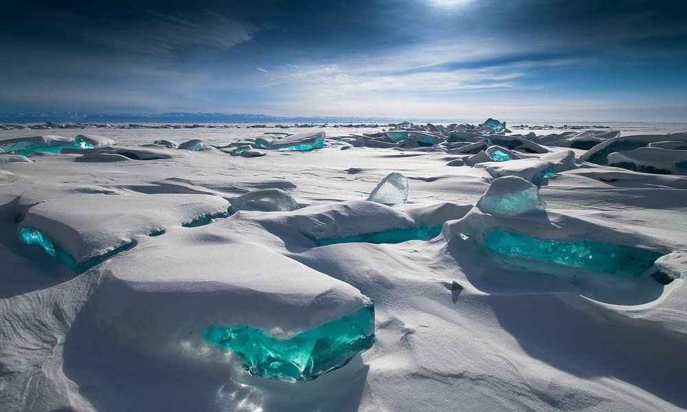 Lake Baikal Russia – honeymoon destination