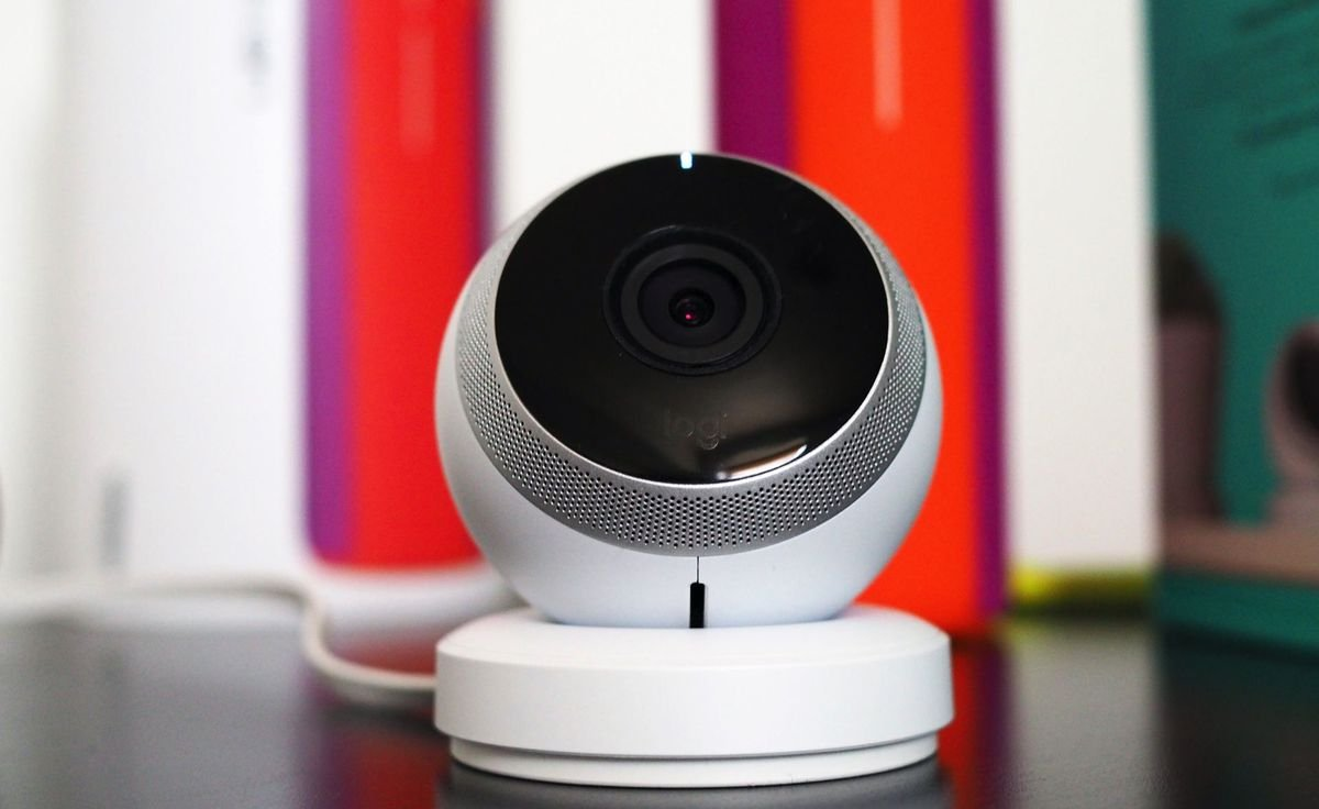 Logitech Logi Circle – security camera