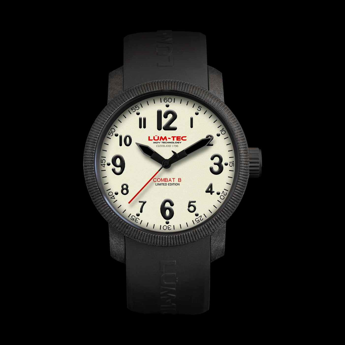 Lum-Tec Combat B29 Cleveland – tactical watch