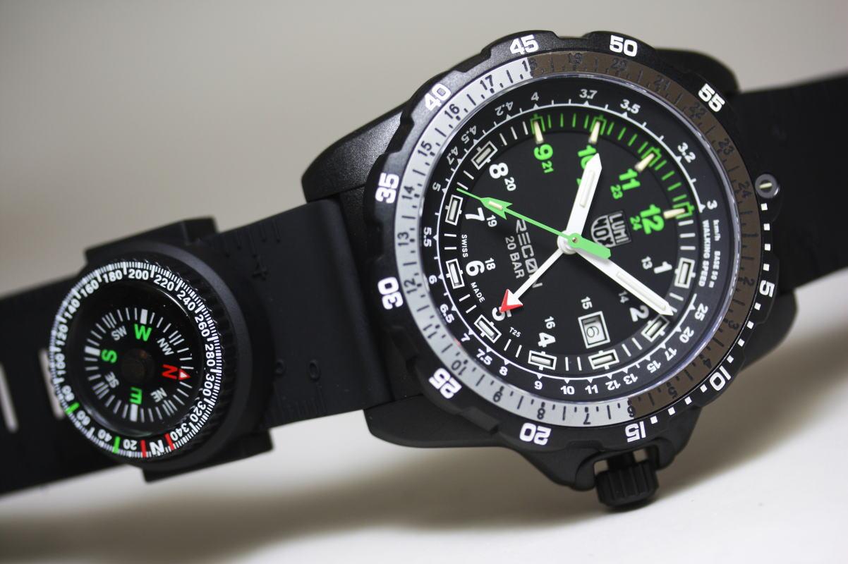 Luminox Recon Nav SPC – tactical watch