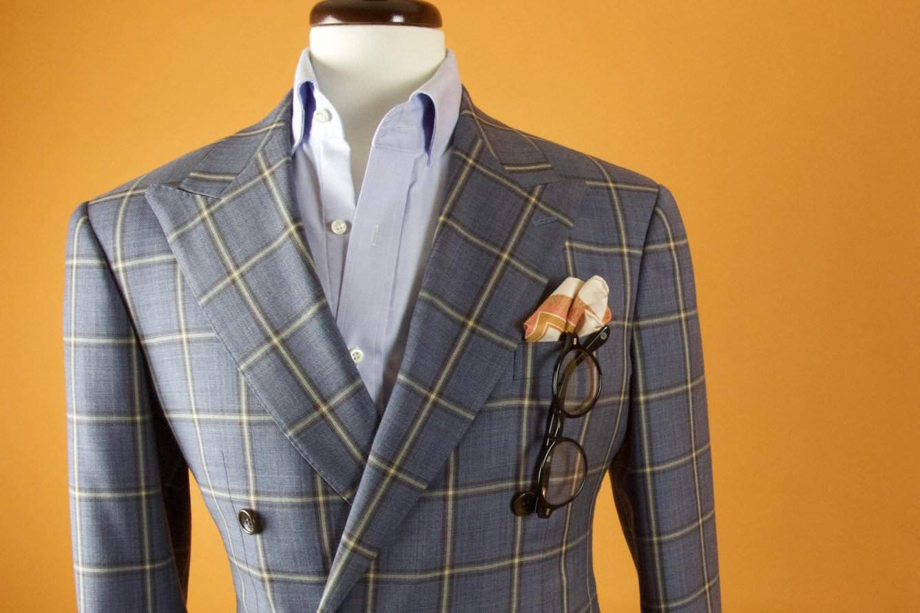 Matching Your Pocket Square