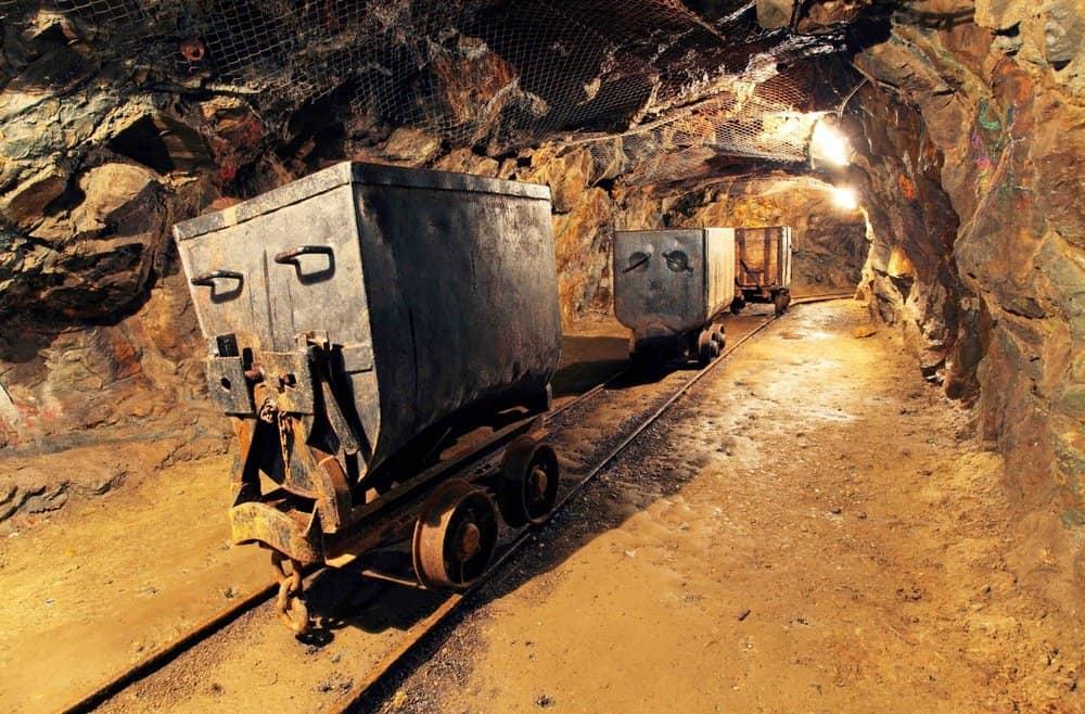Miner – dangerous job
