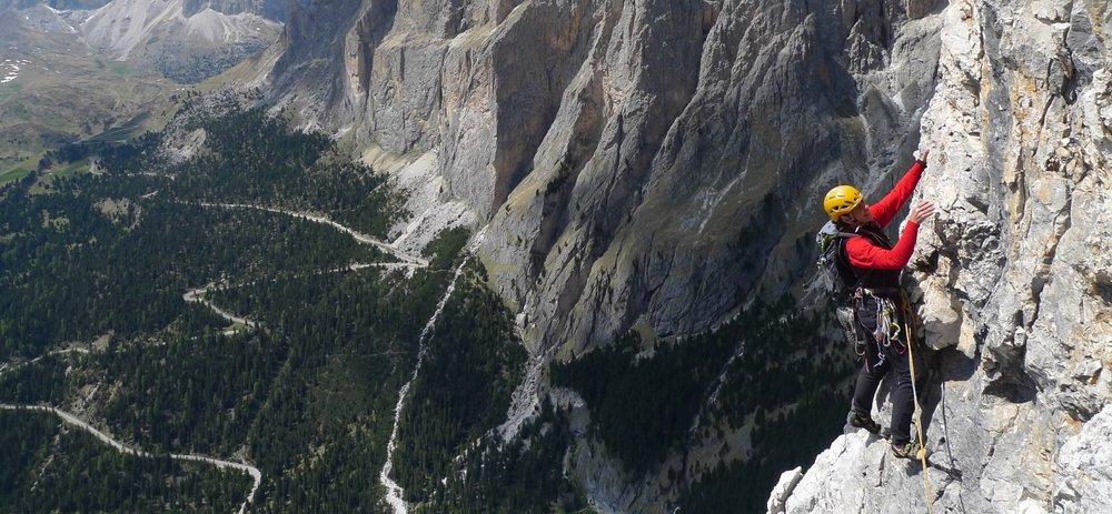 Mountain Guides – dangerous job