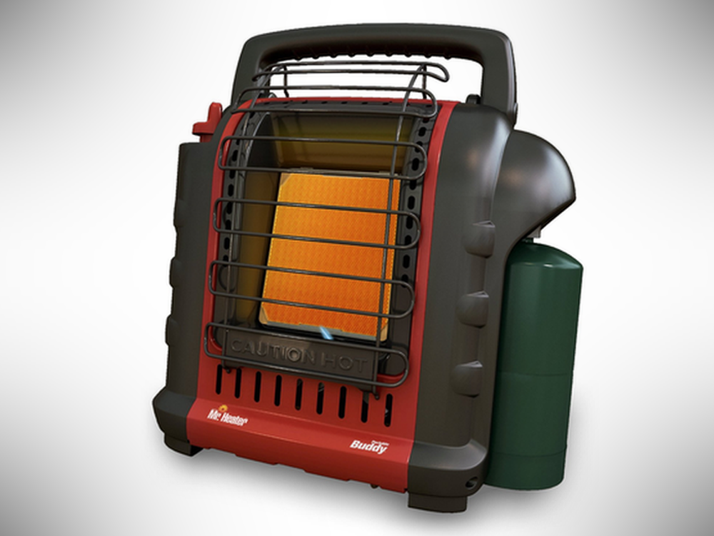 Mr. Heater F232000 MH9BX Buddy – space heater
