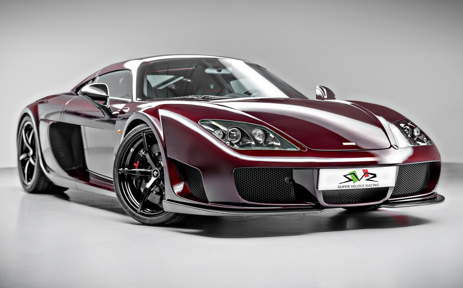 Noble M600 – supercar