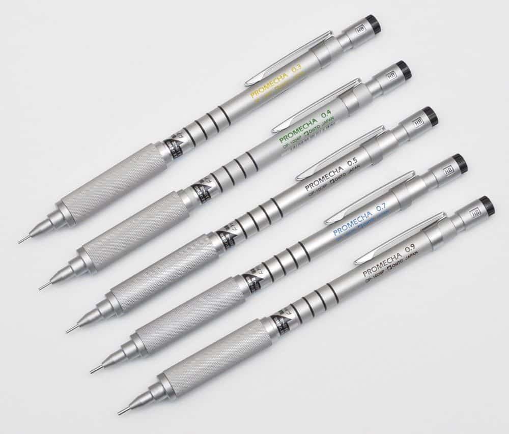 OHTO Promecha OP-1000P – mechanical pencil