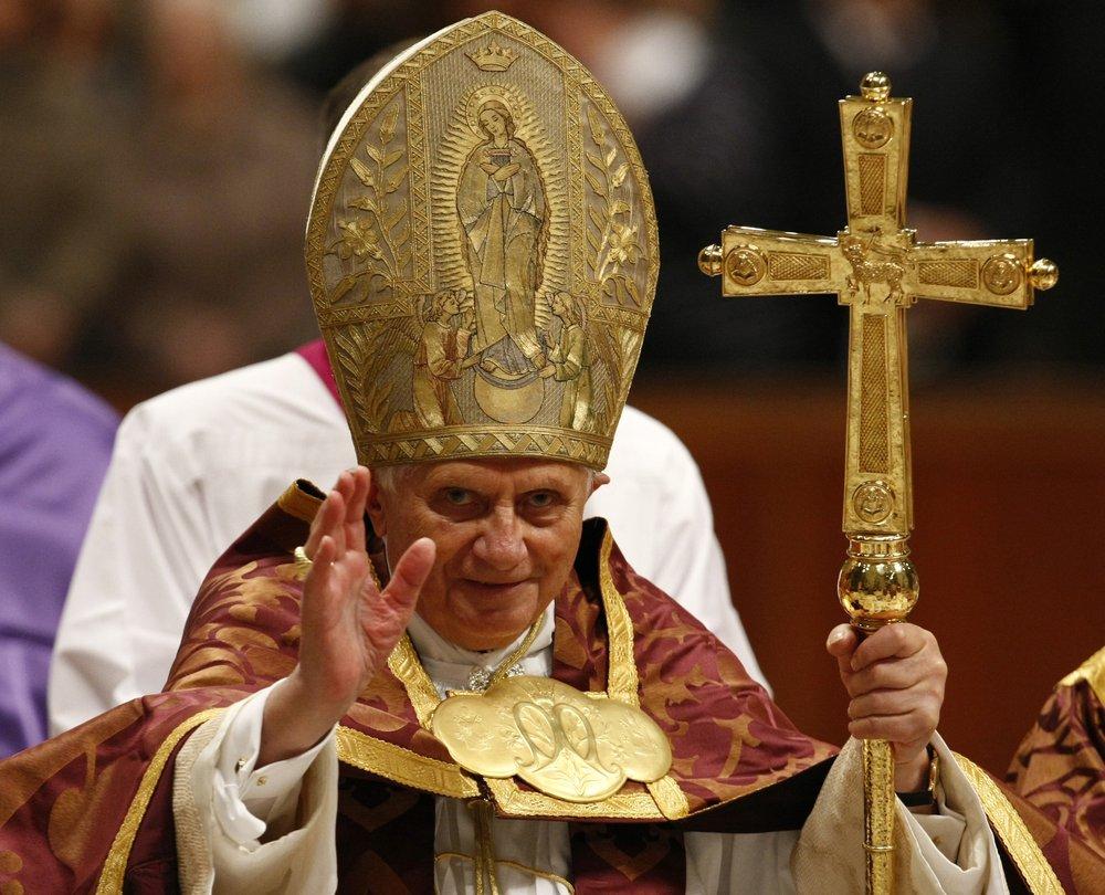 Vatican Pope Vespers