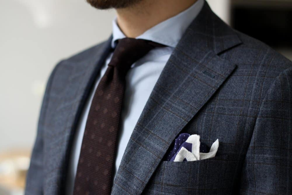 Pocket Squares Are Glue