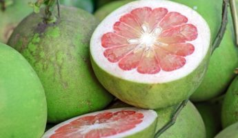 Pomelo asian fruit 345x200 24 Exotic Asian Fruits Packed With Nutritional Goodness