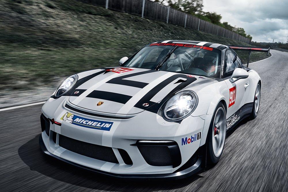Porsche 911 GT3 – supercar