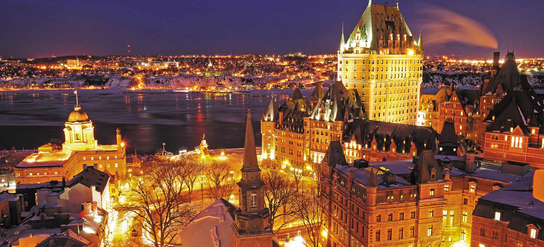 Quebec Canada – honeymoon destination