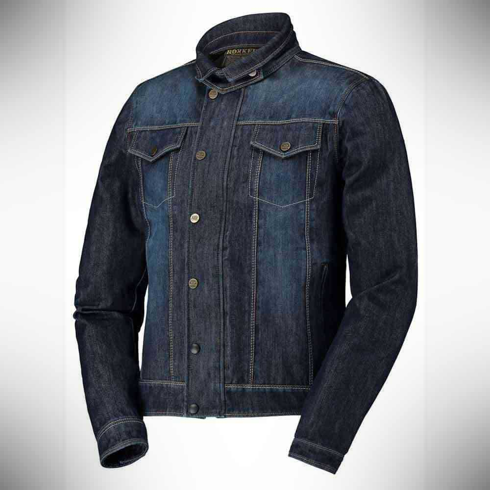 Rokker Revolution Motorcycle Jacket
