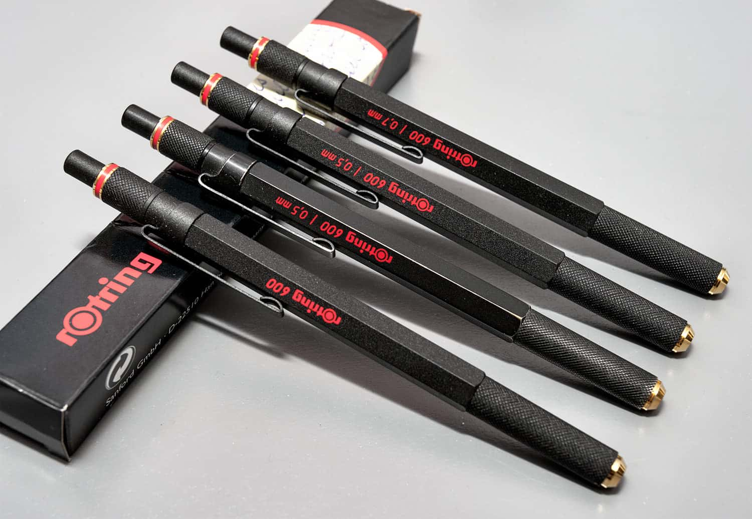 Rotring 600 – mechanical pencil