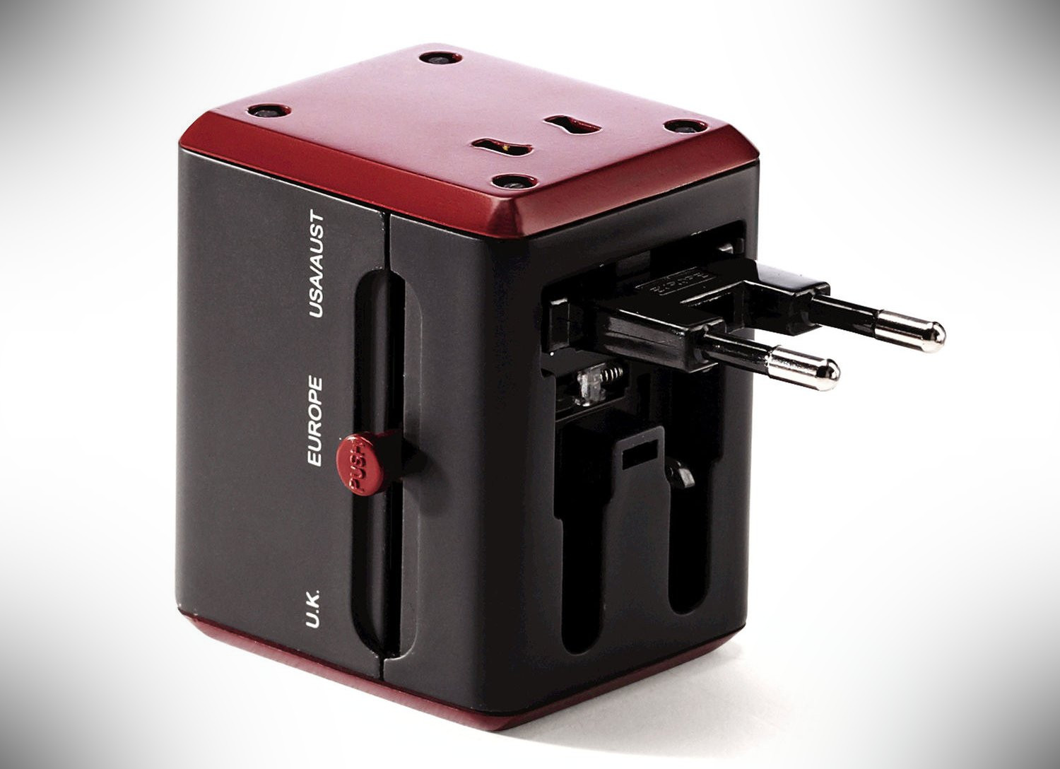 Samsonite World Wide Power Adapter – gift for traveler