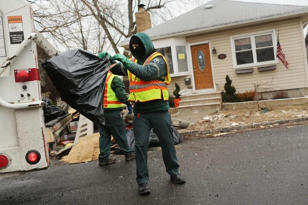 Sanitation Worker – dangerous job