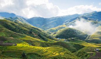 Sapa Vietnam honeymoon destination 345x200 26 Wild Honeymoon Destinations For Wedded Weirdos