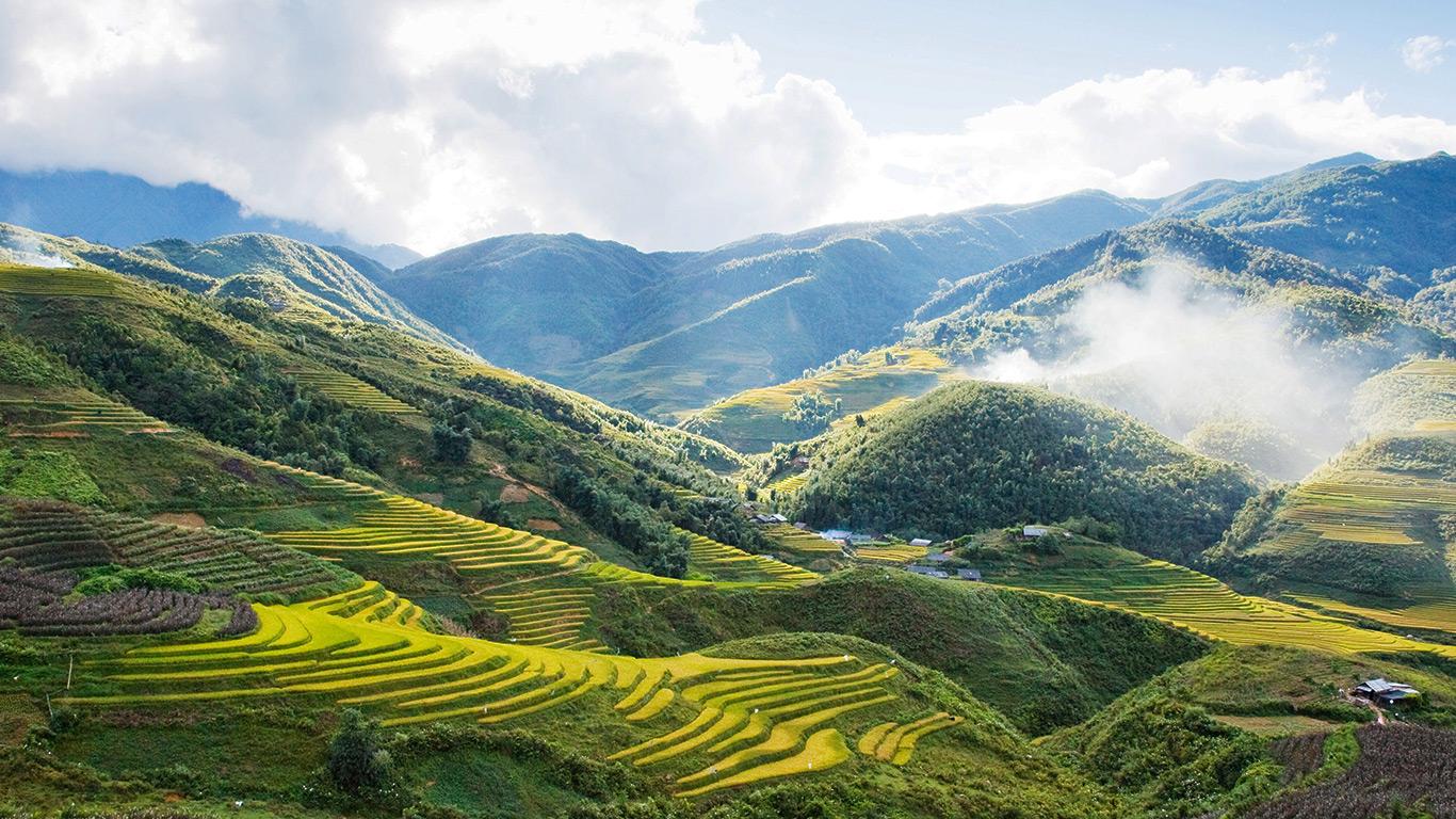 Sapa Vietnam – honeymoon destination